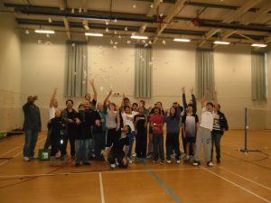 WMPC - Junior Badminton